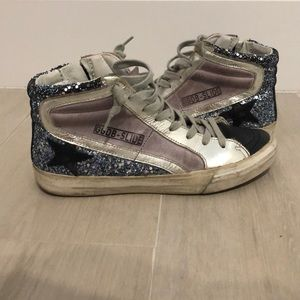Golden Goose High Tops.